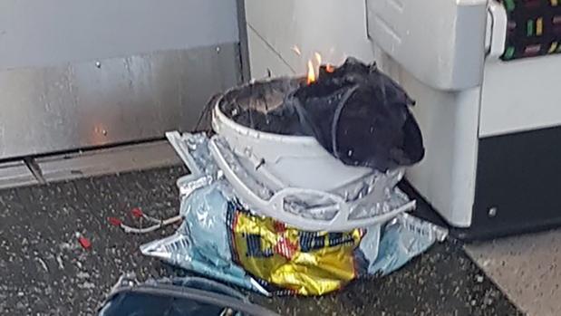 Daesh asume la autoría del fallido atentado en el metro de Londres