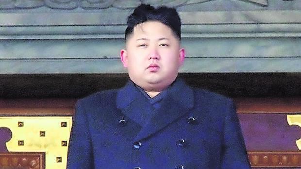 El mandatario norcoreano posa en un acto oficial