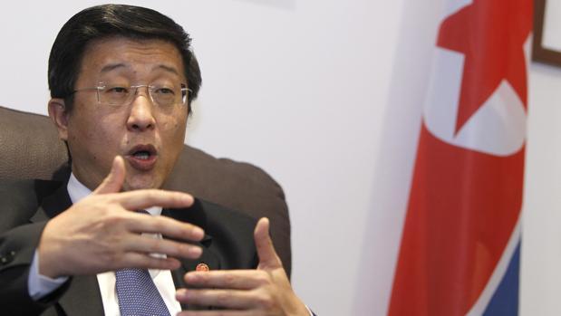 El Gobierno español expulsa al embajador de Corea del Norte