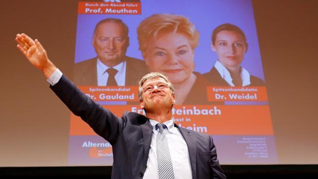 Los ultras de AfD se perfilan como tercera fuerza política en Alemania