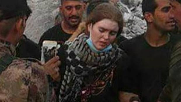 La Justicia iraquí estudia condenar a muerte a la alemana de 16 años de Daesh detenida en Mosul