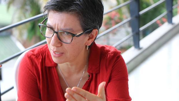 Claudia López, candidata presidencial de Colombia: «El futuro para el país no es escoger entre Santos y Uribe»