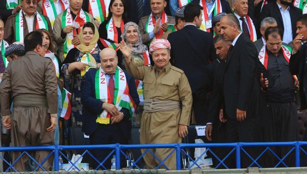 ¿Por qué es Israel el único Estado que apoya la secesión de los kurdo-iraquíes?