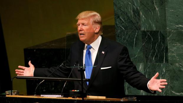 Trump quiere «renegociar» el acuerdo nuclear con Irán