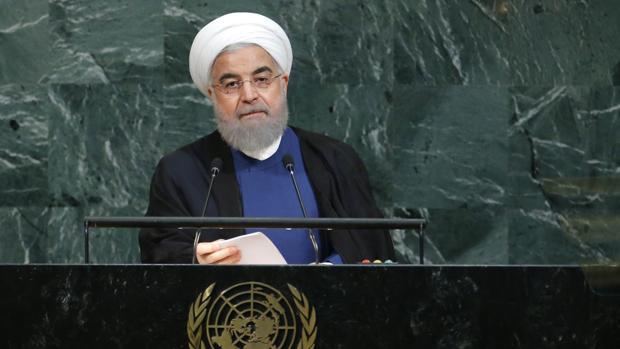 Rohani avisa de que Irán «no tolerará amenazas» y condena el «ignorante» discurso de Trump