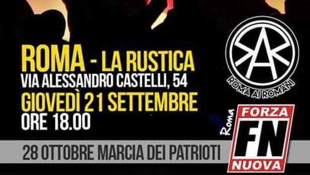 El viento del fascismo sopla con fuerza en Italia
