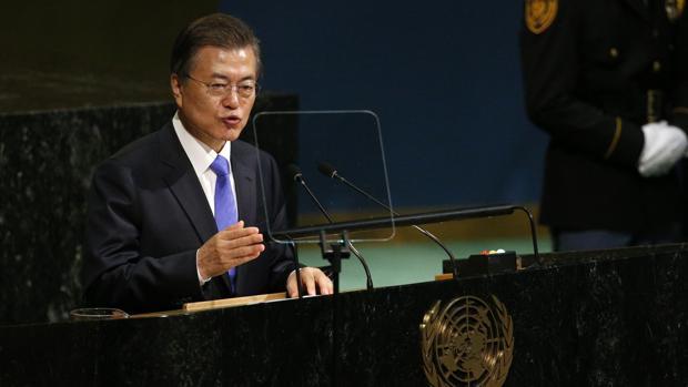 El presidente surcoreano insta a gestionar la crisis con Pyongyang de forma «estable»
