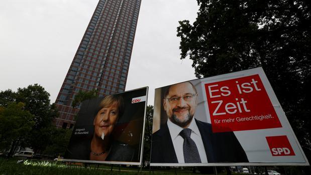 El futuro socio de Gobierno de Merkel, una incógnita