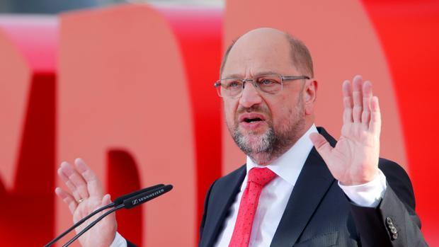 Schulz, el candidato que llegó de Europa