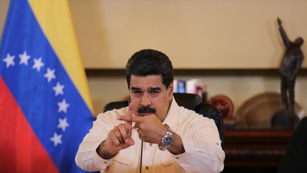 Maduro asegura que no fue a la ONU por seguridad debido a «posibles atentados»