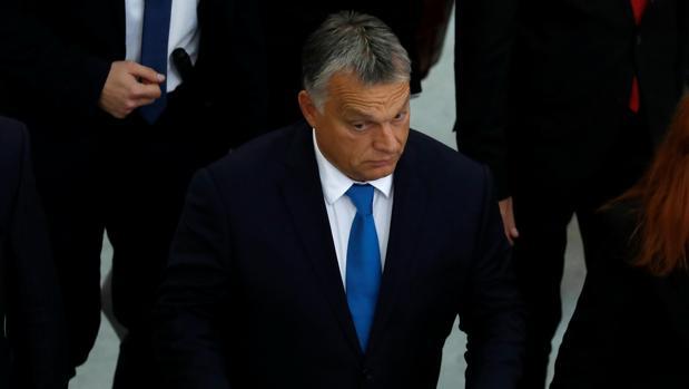 Hungría y Polonia se constituyen como la oposición europea a Merkel