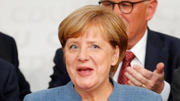 En directo: Europa felicita a Merkel por su victoria