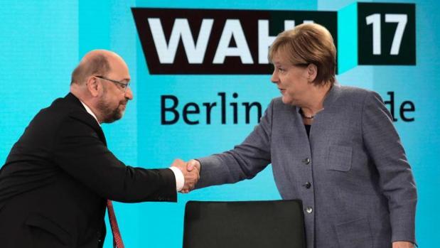 Traumático triunfo de Merkel en las elecciones alemanas