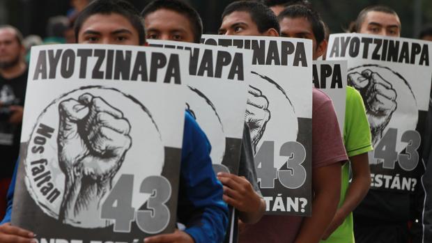 Tres años del caso Ayotzinapa y México todavía se pregunta qué pasó con los 43 estudiantes