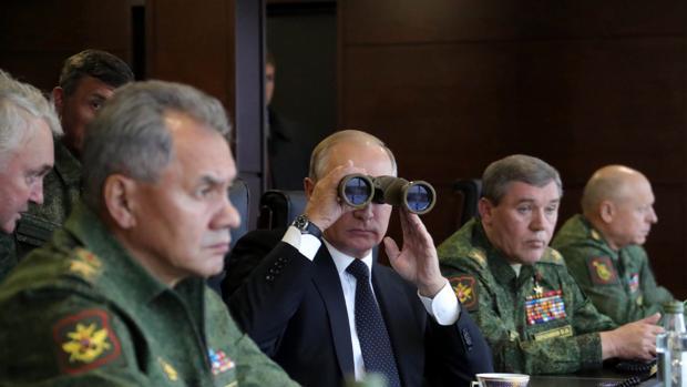 Rusia destruye su última partida de armas químicas