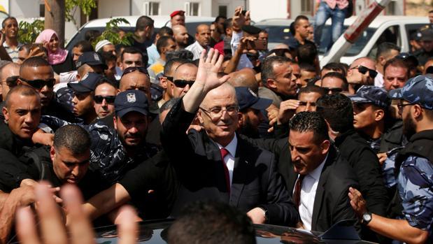 La Autoridad Nacional Palestina regresa a Gaza