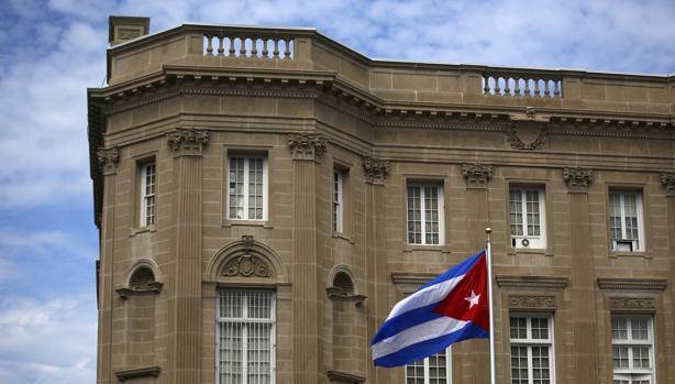 La Embajada de Cuba en Washington, en una imagen de 2015