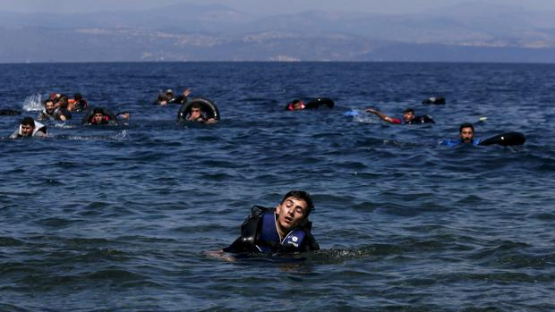 El Mediterráneo, el mayor cementerio de migrantes del mundo en 2017 con 2.700 muertos