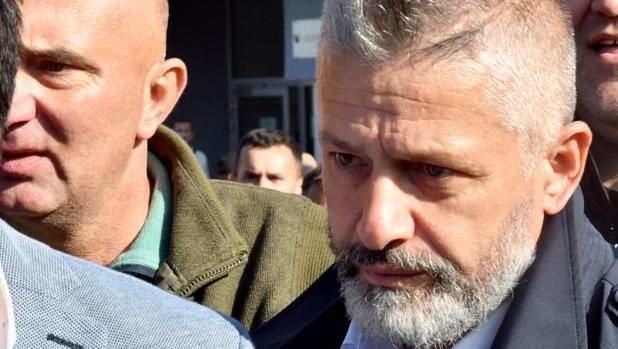 El general Oric, excomandante bosnio en Srebrenica, absuelto de crímenes de guerra