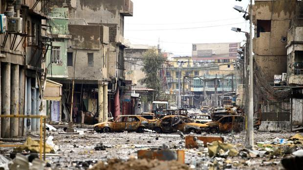 Hemeroteca: Mosul comienza a olvidar su pasado como capital del «califato» | Autor del artículo: Finanzas.com
