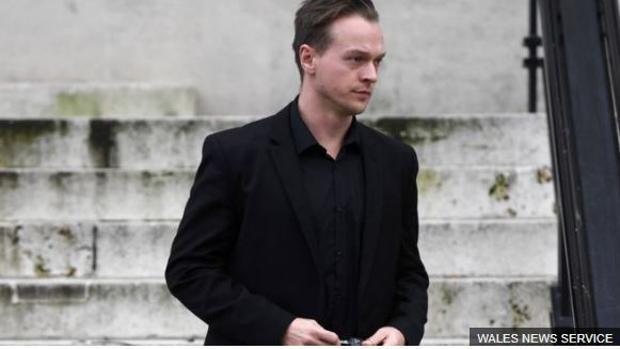 Imagen del acusado, Matthew Scully