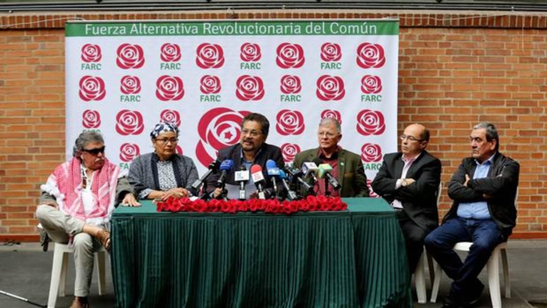 Las FARC no descartan concurrir con un candidato propio a la presidencia de Colombia