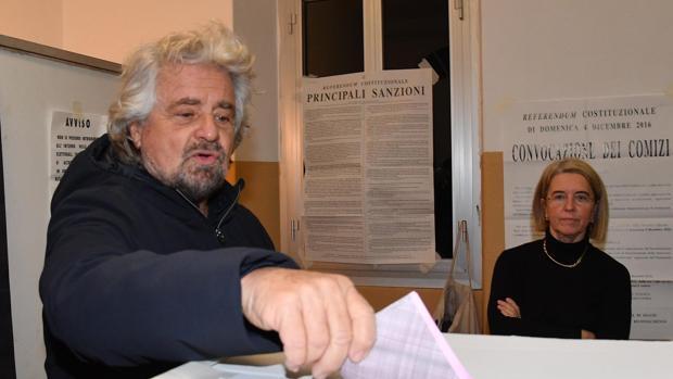 Hemeroteca: Italia ultima una reforma electoral para frenar el ascenso de Beppe Grillo | Autor del artículo: Finanzas.com
