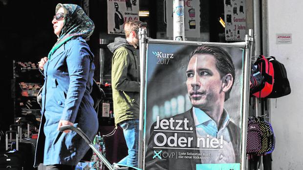 El centroderecha arrebata el papel de favorito a la extrema derecha en las legislativas austríacas