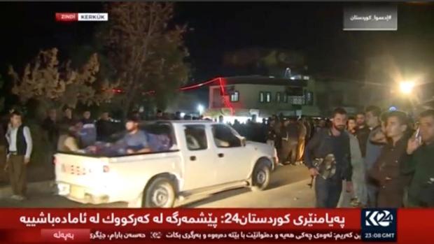 Las fuerzas iraquíes arrebatan a los kurdos una refinería de Kirkuk