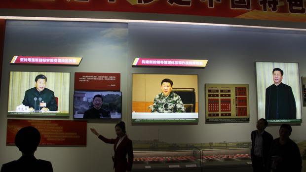 Xi Jinping se rodea de un culto a la personalidad nunca visto desde Mao