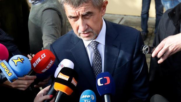 El «Trump checo», favorito en las elecciones de la República Checa