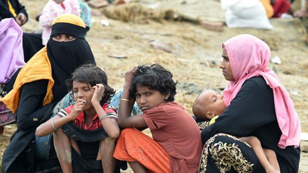 Niños rohingya, de la represión en Birmania al hambre en Bangladesh