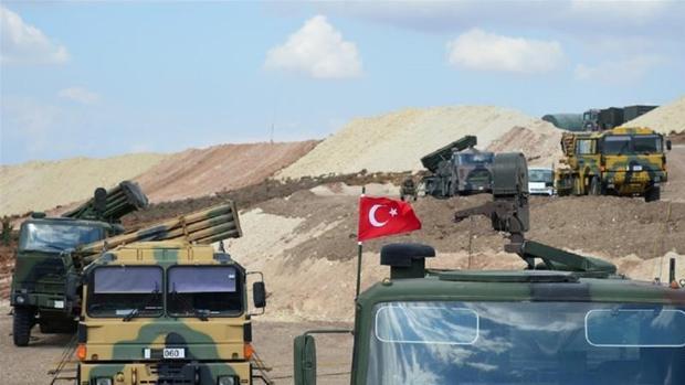 Turquía ultima la intervención en Idlib para centrarse próximamente en Afrin