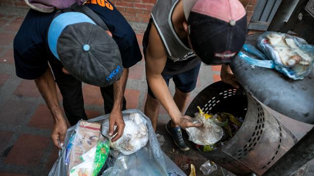 La fractura de la oposición en Venezuela hace temer el aumento del hambre y la pobreza