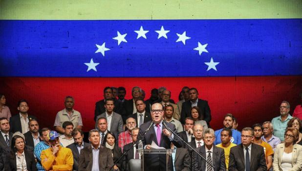 Resultado de imagen para oposición venezolana gana el premio Sájarov