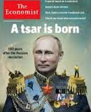 Portada «The Economist»