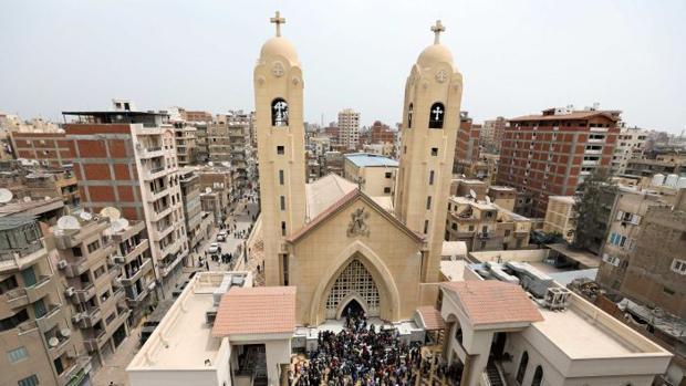 Dos nuevas iglesias clausuradas en Egipto