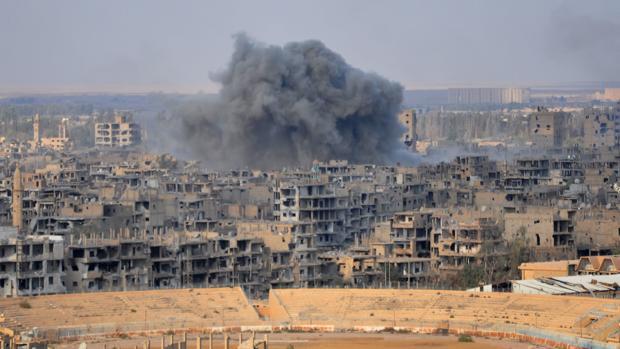 Hemeroteca: El Ejército sirio expulsa a Daesh de su último bastión en Deir Ezzor   Autor del artículo: Finanzas.com