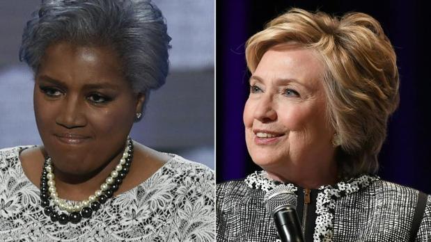 Hemeroteca: Hillary «compró» el partido para ganar a Sanders en las primarias | Autor del artículo: Finanzas.com
