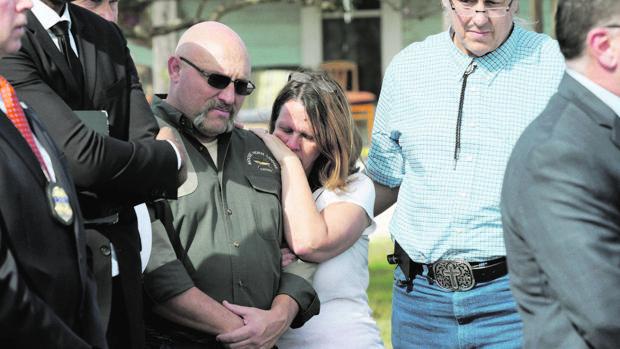 Trump defiende el uso y acceso a las armas tras la matanza de Texas