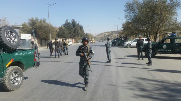 Al menos 4 muertos en un ataque de Daesh a una televisión en Kabul