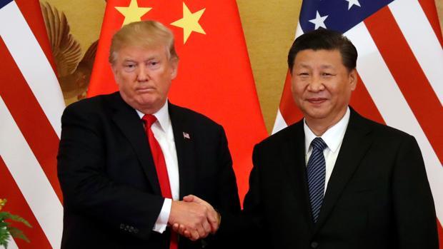 Trump: «No puede haber un asunto más importante que la relación China-EEUU»