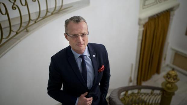 Entrevista al viceministro polaco Marek Magierowski