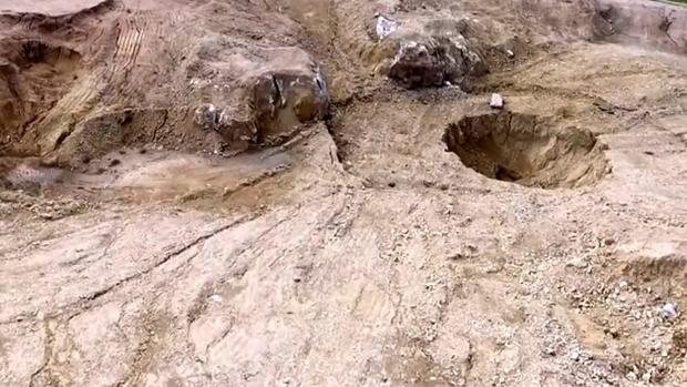 Hallan en Irak fosas comunes de Daesh con al menos 400 cadáveres