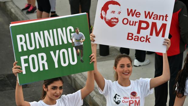 ¿Qué ocurre con Hariri?