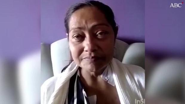 El vídeo de una venezolana horas antes de morir por falta de medicinas: «Nos están quitando la vida»