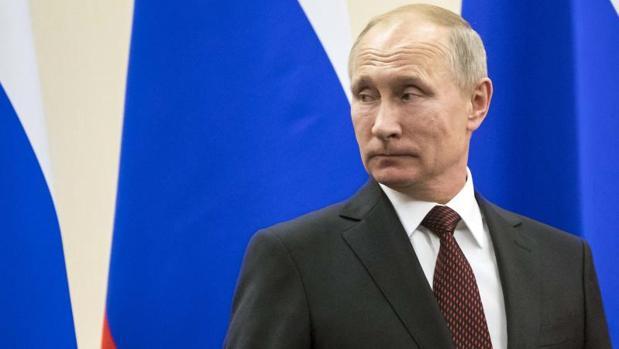 Así intriga Putin contra Occidente