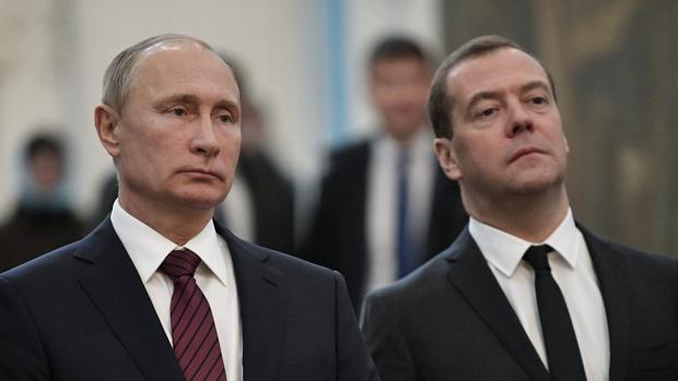Alemania considera a Rusia «un gran peligro potencial»