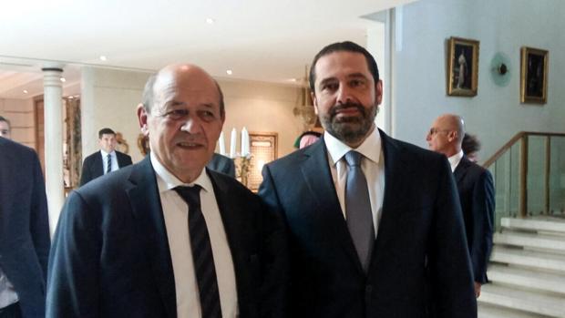 El primer ministro libanés, Saad Hariri, viajará a Francia en los próximos días