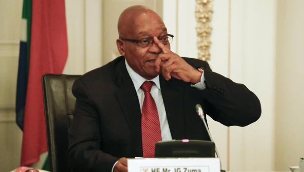 Sudáfrica se presenta como clave para una mediación en el conflicto con Mugabe
